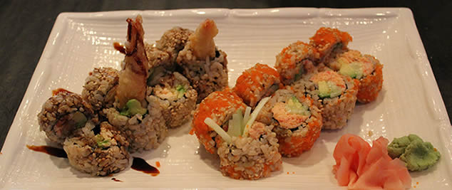 Sushi Hana Japanese Kitchen